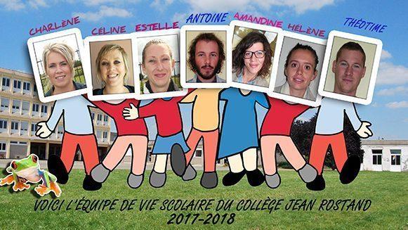 Le Collège Jean Rostand – Emploiaude